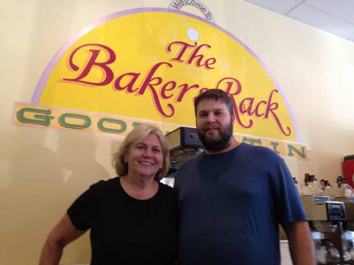 Elaine West Retiring Sells The Bakers Rack Wnws Radio Jackson